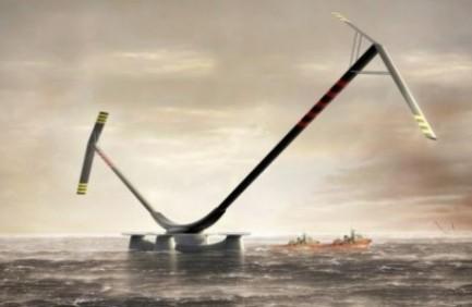 Turbina eólica de diseño
